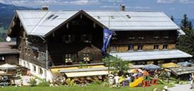 Berghaus AM SCHÖNBLICK