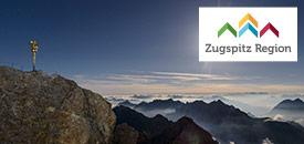Urlaub in der Zugspitz Region